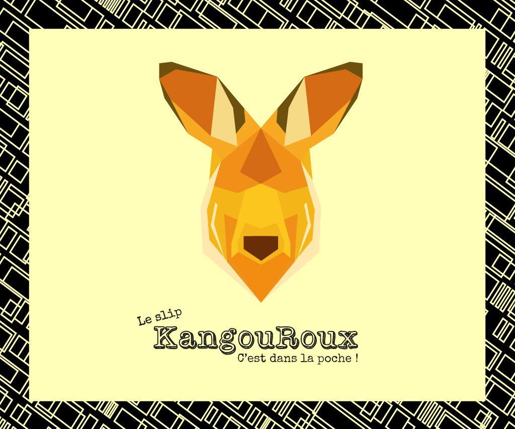 Slips KangouRoux